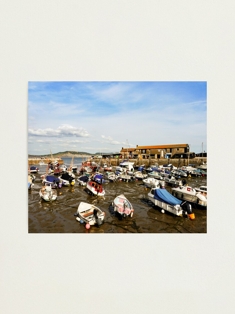 Alternate view of Harbour view Photographic Print