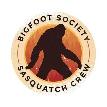 Bigfoot sasquatch by jama777
