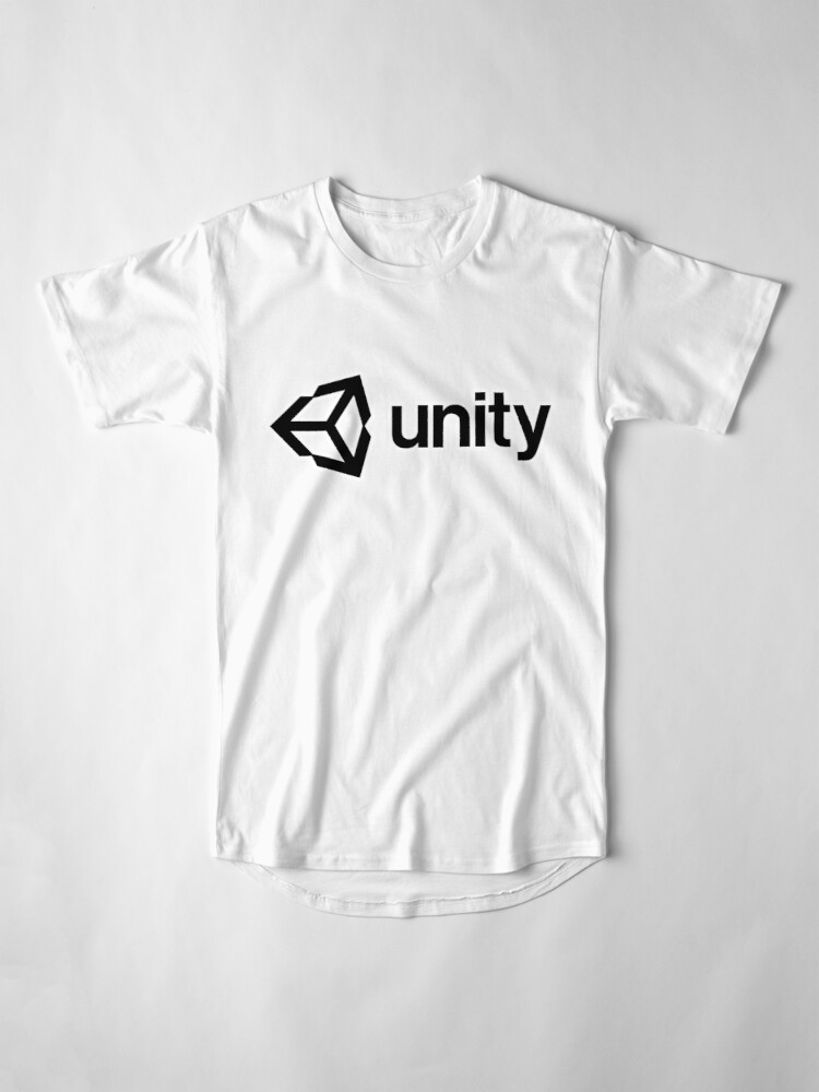 Alternate view of Unity 3D Long T-Shirt