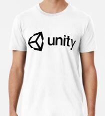 Unity 3D Premium T-Shirt