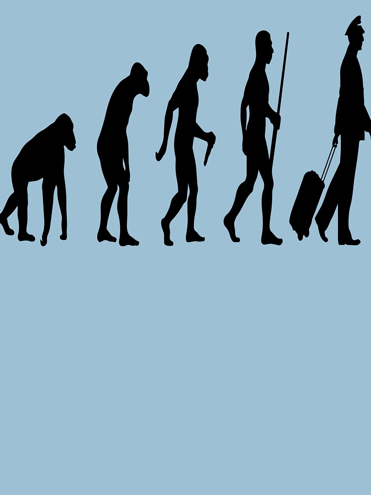 Evolution Pilot by Teepack