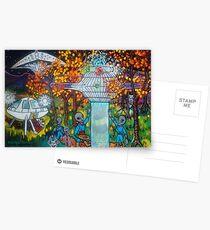 Midnight Transfer Postcards
