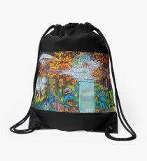 Midnight Transfer Drawstring Bag