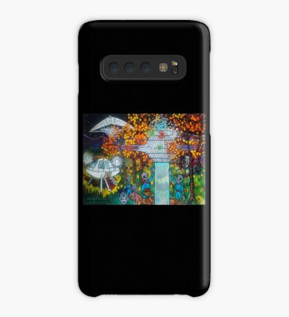 Midnight Transfer Case/Skin for Samsung Galaxy