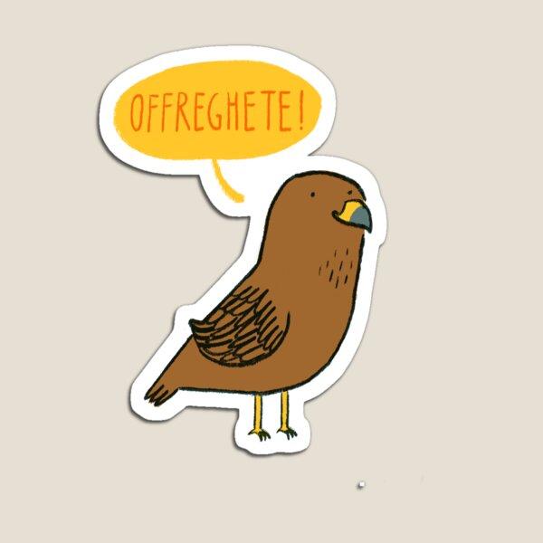 Offreghete!  Magnet