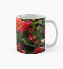 Begonia garden Mug