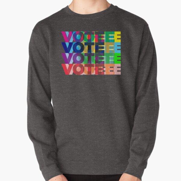 CMYK Vote Pullover Sweatshirt