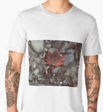 the oncoming cold Men's Premium T-Shirt