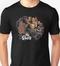 Camiseta unisex Historia Negra - Líderes Negros Inspiradores