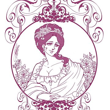 Emily - Rose de roi by Clarice82
