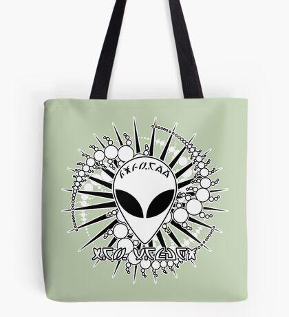 UFO Alien Roswell New Mexico Design 1 Tote Bag