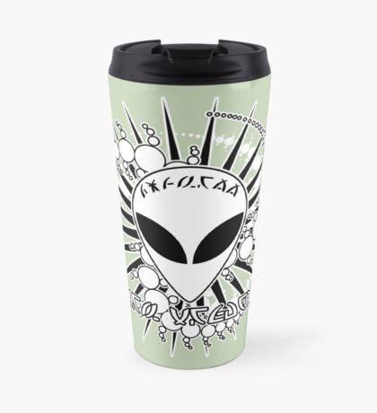 UFO Alien Roswell New Mexico Design 1 Travel Mug