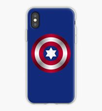 Truth & Justice (Jewish Cap Shield for DB) iPhone Case