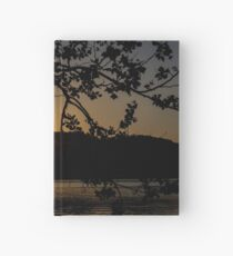 First Light in the Ozarks Hardcover Journal