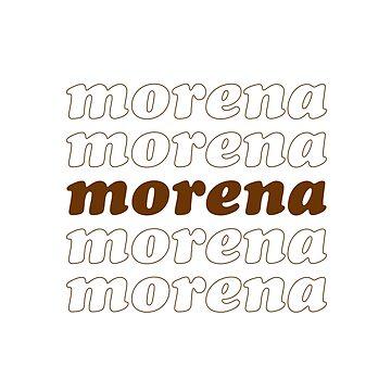 MORENA by wexler