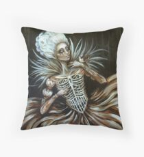 I Know Why the Caged Bird Sings Throw Pillow