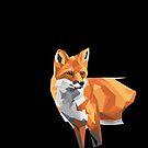 Geometric Fox by denisecolgs