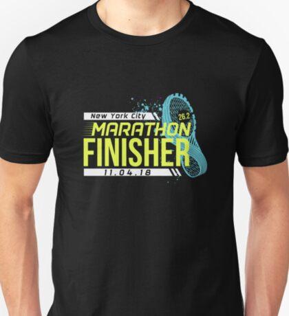 NYC New York City Marathon 2018 T-Shirt
