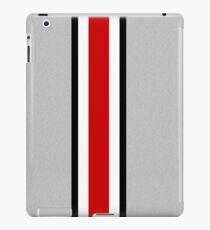 Ohio state helmet stripe iPad Case/Skin