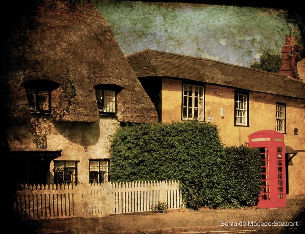 Our Telephone Box by Sonia de Macedo-Stewart