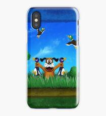 Duck Hunt! iPhone Case/Skin