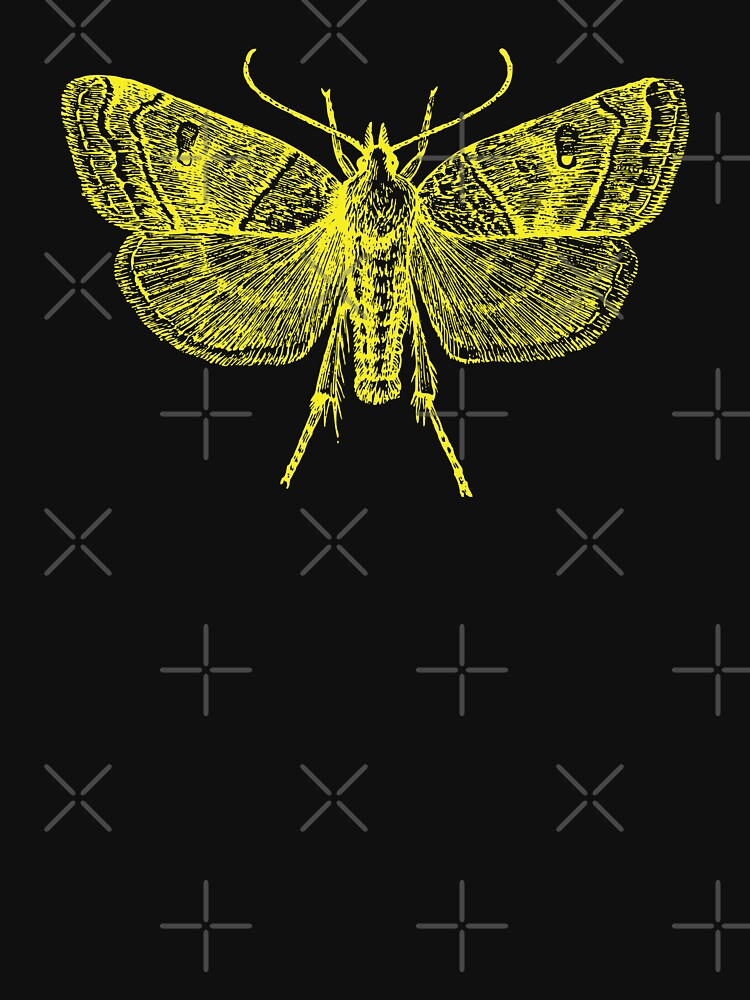 Moth Lepidopterology Design - Moth by kudostees