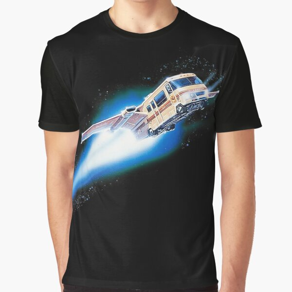Spaceballs Winnebago Graphic T-Shirt