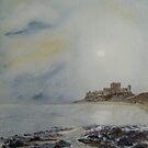 Bamburgh Castle by Alan Harris