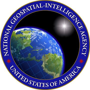 National Geospatial Intelligence Agency (NGA) Logo by Spacestuffplus