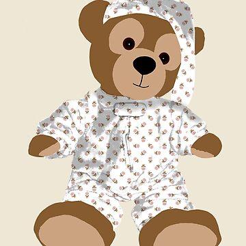 Goodnight Teddy Bear by Orikall