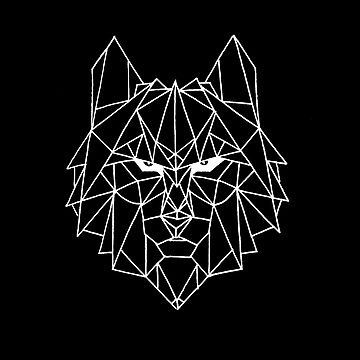 Wolf Origami by Kirkaldy23