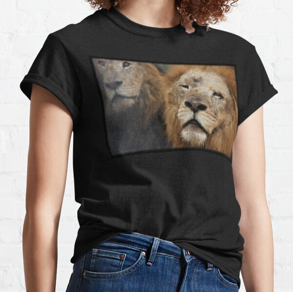 The Mane Man - King of the Jungle Classic T-Shirt