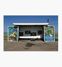 Taldy Korgan, Kazakhstan Photographic Print