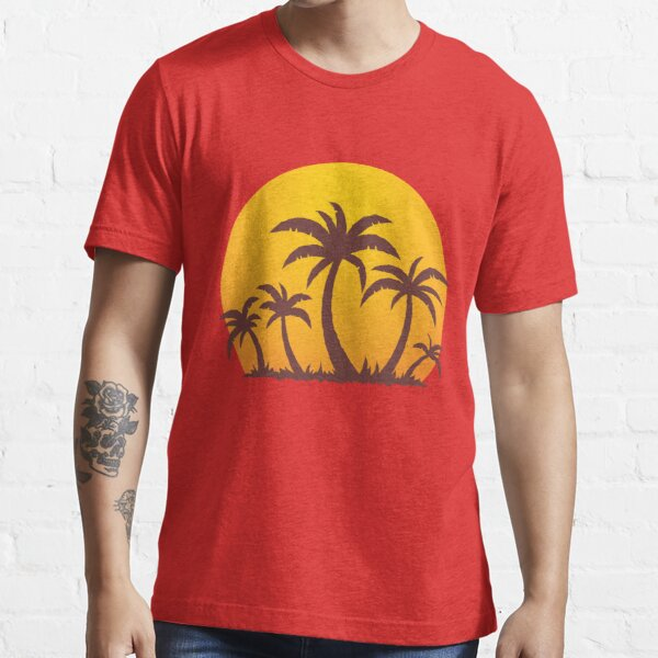 Palm Trees and Sun Essential T-Shirt