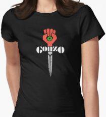 Hunter S. Thompson Gonzo Shirt Women's Fitted T-Shirt