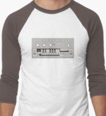 TB303 Illustration Baseball ¾ Sleeve T-Shirt
