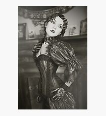 30s Glam Photographic Print
