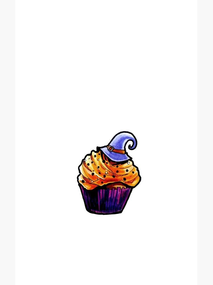 Pumpkin Cupcake by teapotsandhats
