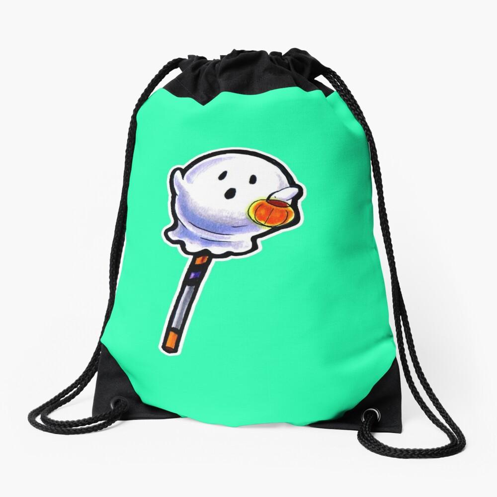 Spooky Pop Drawstring Bag