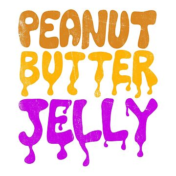 Peanut Butter Jelly by notsniwart