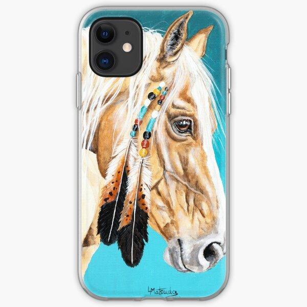 Golden Spirit iPhone Soft Case