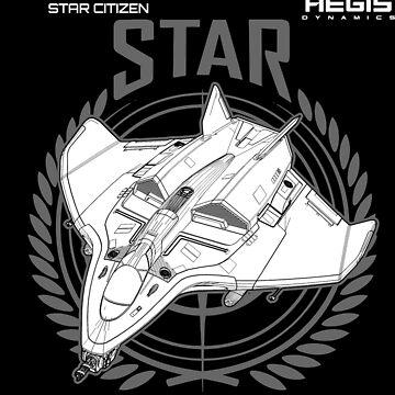 AVENGER Star Citizen v2 by zRiSes