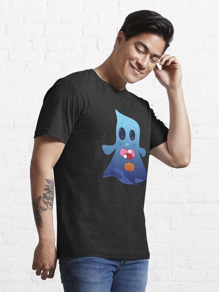 Vista alternativa de Camiseta esencial El fantasma Jallowit Alfstoys