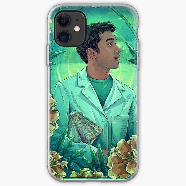 Jeremy | The Chariot | Wynonna Earp Tarot iPhone Soft Case