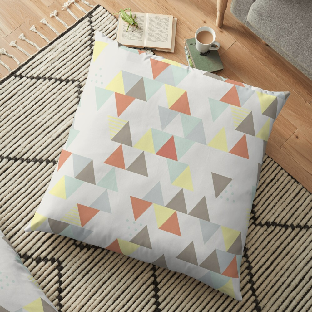 Baby Bunting Floor Pillow