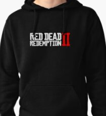 Red Dead Redemption 2 Pullover Hoodie