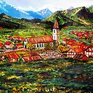 Hindelang, Switzerland by JorgeCaputi