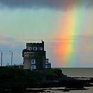 Rainbow Martello by Martina Fagan