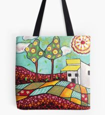 First Time in Hebel - My Australia Tote Bag