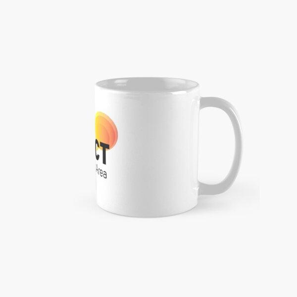 IMPACT Logo, Black Text + No Tagline Classic Mug